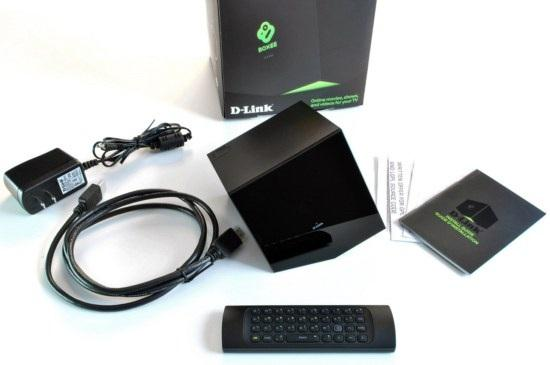 Here's what you can expect to find when you open your Boxee Box purchase.