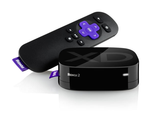 Roku2 with remote