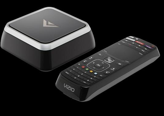 the vizio co star stream player vap430 is an attractive and compact unit that - Visio Costar