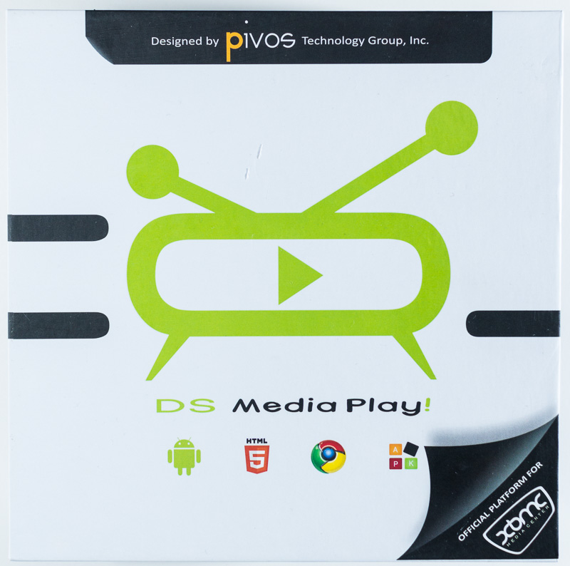 XIOS DS media play